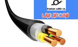 کابل برق افشان و مفتولی