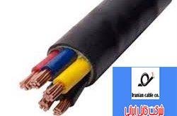 کابل برق و مخابراتی تولید ایران