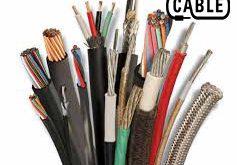 کابل های برق و مخابراتی استاندارد
