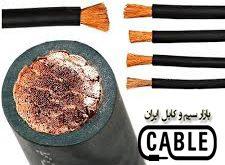 انواع کابل روغنی