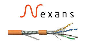 کابل cat6 nexans