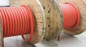 کابل برق فشار متوسط