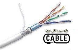 کابل تلفن مهاردار