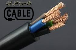 کابل چهار رشته برق