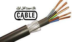 کابل برق زره دار