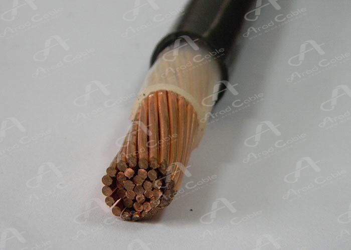 کابل زمینی تک سیمه