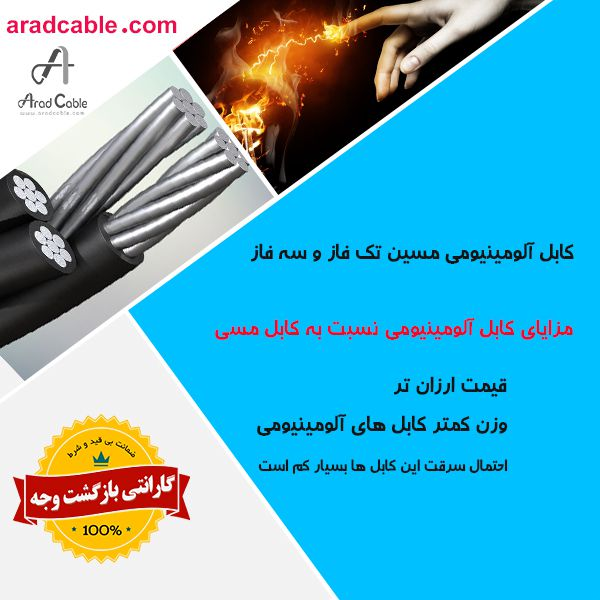 قیمت کابل مسین